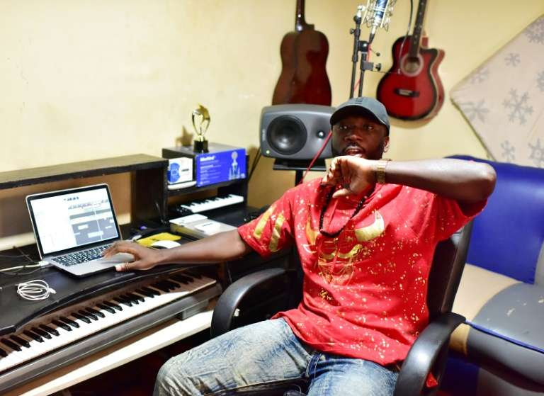 Sierra Leone 'people's popstar' on life as govt enemy No 1